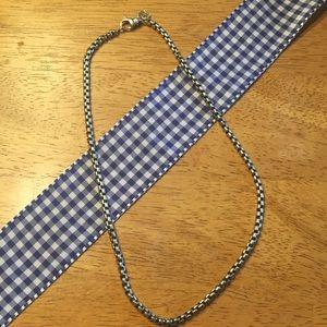 David Yurman 16 inch Box Chain